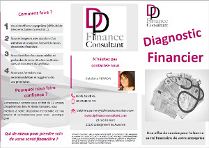 Plaquette diagnostic financier
